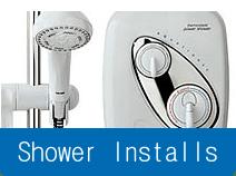 Shower Installs